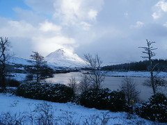 Errigal Winter.