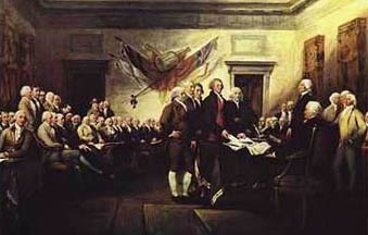 The Founding Fathers of the United States.