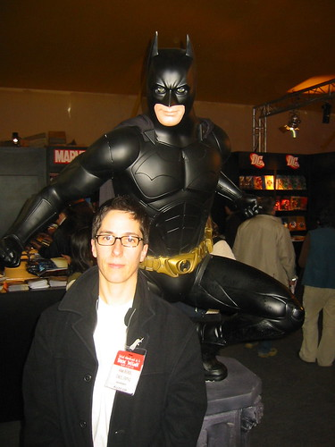 me & the dark knight