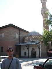 Haci Bayram Mosque, Ankara, Turkey