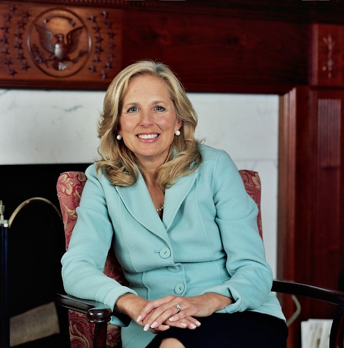 JILL BIDEN, wife of Senator Joe Biden | Flickr - Photo Sharing!