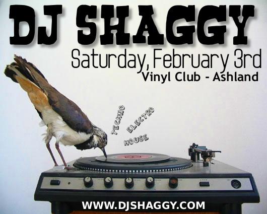 Vinyl - February 3rd