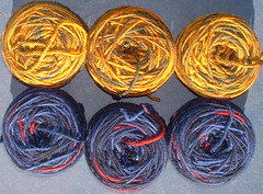 sock yarns