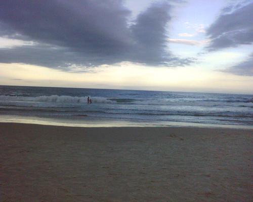 Praia Linda!