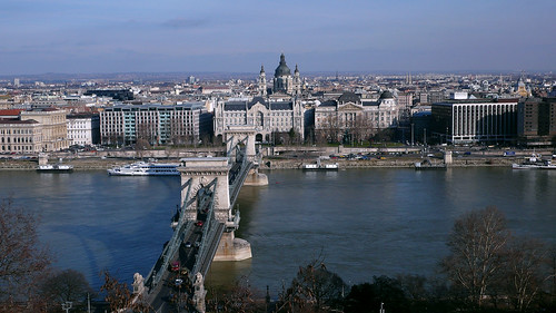 View from Buda