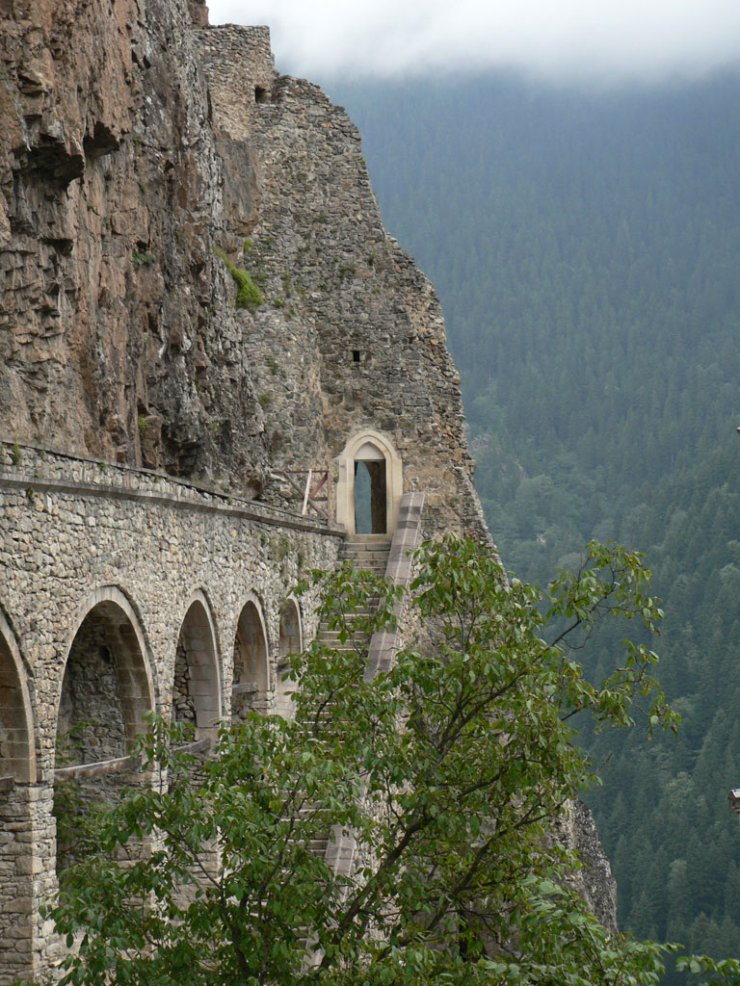380424009 44c4dbe935 o Sumela Monastery in Turkey