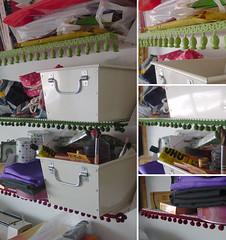 prateleiras acabadas - finished shelves - by Dra sick Love