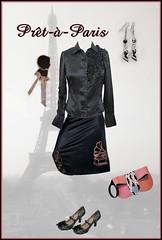 trousseaux to treasure pret a paris (ambrayasmin) Tags: fashion design diy unique ooak crafts style indie eccentric etsy