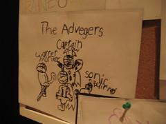 Advengers Assemble!