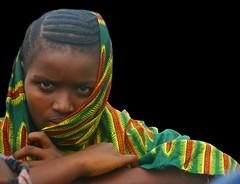 Fullah Girl (LindsayStark) Tags: africa travel portrait people girl children war sierraleone conflict humanrights humanitarian displaced idpcamp refugeecamp idps idp humanitarianaid emergencyrelief idpcamps waraffected
