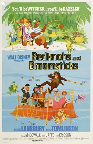 Bedknobs and Broomsticks by ~Lore.