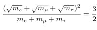 koide_formula