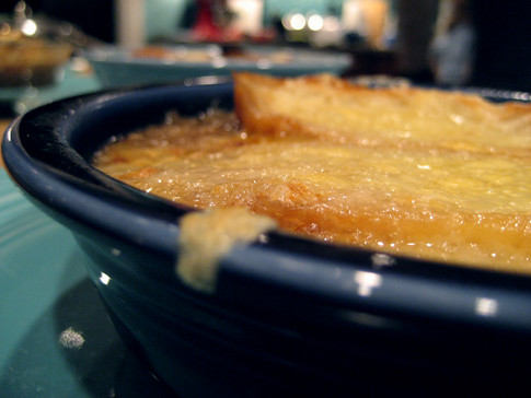 Brandon Eats: Soul-Warming French Onion Soup