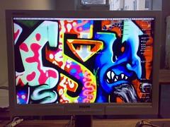 My Philips screen