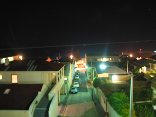 Kalk Bay at Night