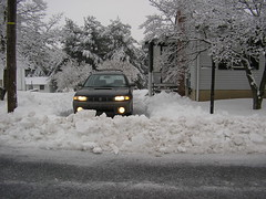 Thanks for plowing me in,....asshole! 14Feb07 (Belle'sDaddy) Tags: snow pennsylvania subaru outback legacy valentinesday berkscounty