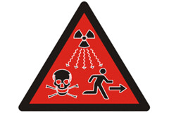 New Symbol for Radiation Dangers