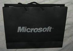 Microsoft Goodie Bag