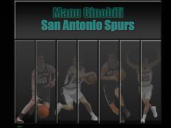 Manus (jalberto - pd) Tags: wallpaper art argentina basketball sport spurs basket deporte wallpapers manu nba ginobili basquet fondodepantalla