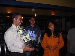 Nagendra gifts Vagdevi (aanjhan) Tags: rbin