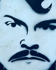 Christer Pettersson (t_buchtele) Tags: art geotagged graffiti stencil nikon sweden stockholm sdermalm d70s christer olofpalme pettersson amatuerphotography tomasbuchtele