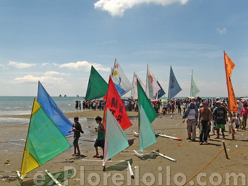 Paraw Regatta Festival 2007 Pictures
