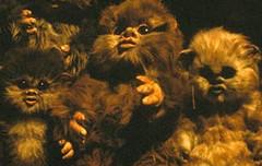 baby ewoks