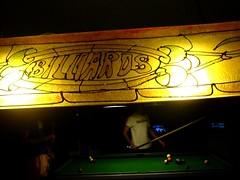 Pool not Billards