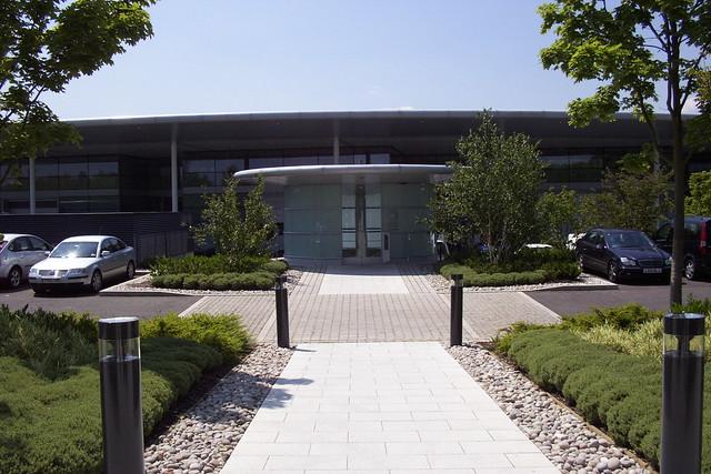 McLaren Technology Centre 024