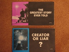 Mmmm...Chick Tract goodness