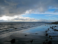 Puget Sound - by pfly