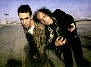 Gary Lucas with Jeff Buckley 1992