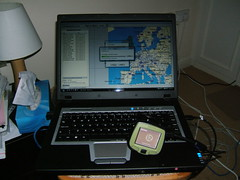Updating the GPS from Mapsource on Vista-64