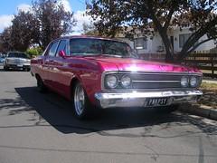 Ford ZA Fairlane (Dr. Keats) Tags: pink ford car flickr australian za fairlane drkeats chriskeating