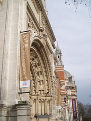 Kylie Exhibition at the V&A (lisaloulaa) Tags: london kylieminogue victoriaalbertmuseum