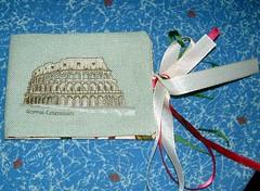 Colosseum needlecase