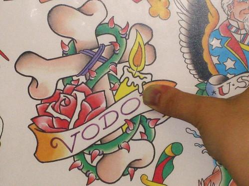 Vodo Tattoo