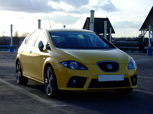 This photo also appears in. Seat Leon FR (Set) · Yellow Car (Group)