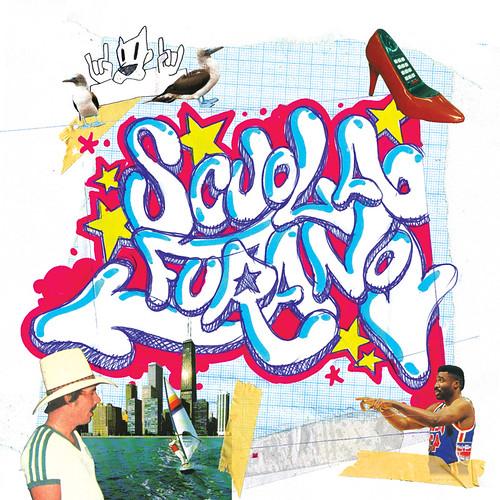 Scuola Furano - copertina del primo disco