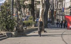 Tbilisi, Rustaveli avenue (raymond_zoller) Tags: street people urban 15fav canon georgia tbilisi tiflis georgien instantfave     gruzja rustaveliavenue   raymondzoller