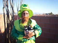 Leprechaun St. Patrick's day