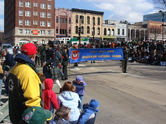 St. Patrick's Day parade (Ann Althouse) Tags: wisconsin parade madison stpatricksday