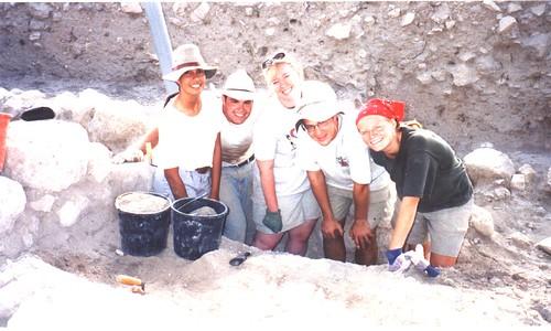 My Sqaure's Excavation Team