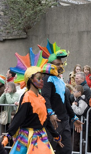 ST. PATRICK'S FESTIVAL IN DUBLIN - 2007
