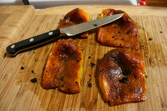 Roasted Pepper Slices