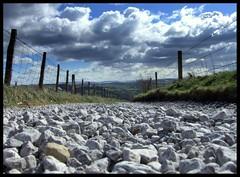 Stoney Path (andrewlee1967) Tags: path cheshire stones andrewlee1967 uk superhearts andylee1967 canon400d england landscape focusman5 andrewlee