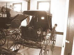 J. Sterling Morton Carriage (shannonpatrick17) Tags: midwest nebraska orchard nebraskacity johnbrown arborday arborlodge jsterlingmorton mayhewcabin