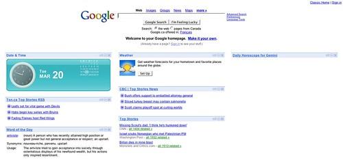 GoogleIGportal
