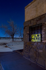 Film Here (Lost America) Tags: night desert fullmoon timeexposure mojave moonlight antelopevalley altavista highvista filmhere hightdesert