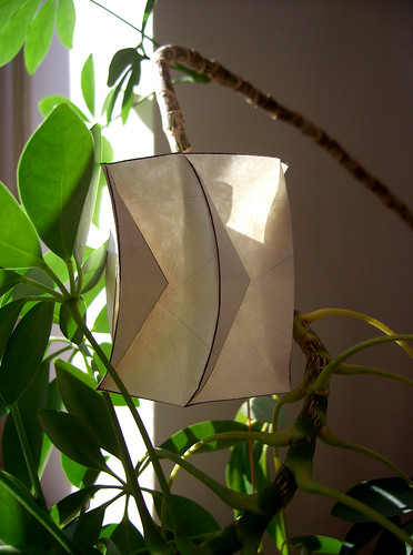 Hyperboloid Hex Vase